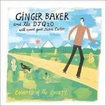 Ginger Baker (1939-2019): Coward Of The County, CD
