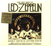 Led Zeppelin: Vbo Led Zeppelin - Early Days, CD