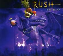 Rush: Rush In Rio: Live, 3 CDs