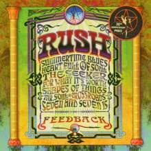 Rush: Feedback, CD