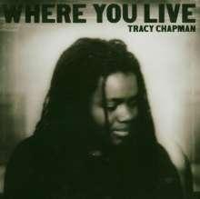 Tracy Chapman: Where You Live, CD