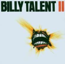 Billy Talent: Billy Talent II, CD