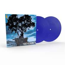 Shinedown: Leave A Whisper (Limited Edition) (Translucent Blue Vinyl), 2 LPs