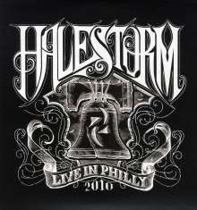 Halestorm: Live In Philly 2010 (Limited Edition), 2 LPs