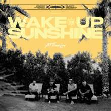 All Time Low: Wake Up, Sunshine, CD