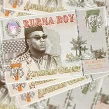 Burna Boy: African Giant, CD