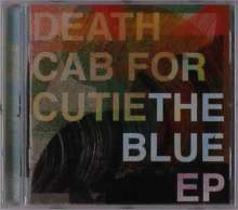Death Cab For Cutie: The Blue EP, CD