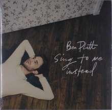 Ben Platt: Sing To Me Instead, LP