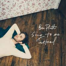 Ben Platt: Sing To Me Instead, CD