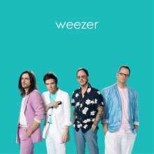 Weezer: Weezer (The Teal Album), CD