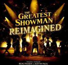 Filmmusik: The Greatest Showman: Reimagined, LP
