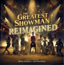 Filmmusik: The Greatest Showman Reimagined, CD