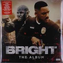 Filmmusik: Bright: The Album, 2 LPs