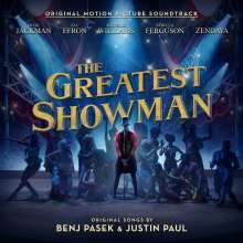 Filmmusik: The Greatest Showman, CD