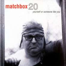Matchbox Twenty: Yourself Or Someone Like You (20th Anniversary-Edition) (Clear Red Vinyl), LP