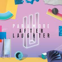 Paramore: After Laughter (Black & White Marbled Vinyl), LP