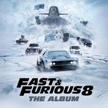 Filmmusik: Fast & Furious 8: The Album, CD