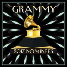 2017 Grammy Nominees, CD