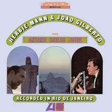 Herbie Mann & Joao Gilberto: Recorded In Rio De Janeiro, CD