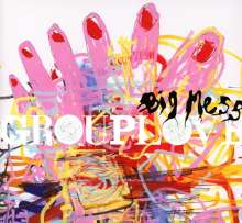 Grouplove: Big Mess, CD