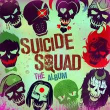 Suicide Squad: The Album, CD