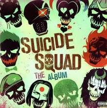 Filmmusik: Suicide Squad: The Album, 2 LPs