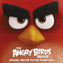 Filmmusik: The Angry Birds Movie (Original Motion Picture Soundtrack) (14 Tracks), CD