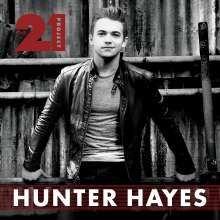 Hunter Hayes: 21 Project, 3 CDs