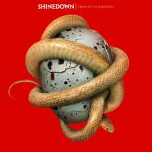 Shinedown: Threat To Survival, 2 LPs