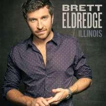 Brett Eldredge: Illinois, CD