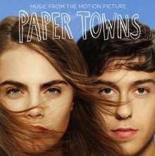 Filmmusik: Paper Towns (DT: Margos Spuren), CD