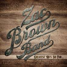 Zac Brown Band: Greatest Hits So Far... (2LP + CD), 2 LPs