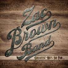 Zac Brown Band: Greatest Hits So Far..., CD