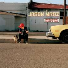 Jason Mraz (geb. 1977): Waiting For My Rocket To Come, 2 LPs