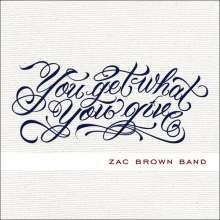 Zac Brown: You Get What You Give, 2 LPs