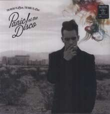Panic! At The Disco: Too Weird To Live, Too Rare To Die, LP