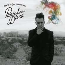 Panic! At The Disco: Too Weird To Live, Too Rare To Die!, CD