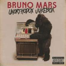Bruno Mars: Unorthodox Jukebox (Explicit), CD