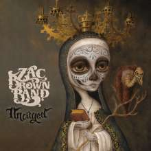Zac Brown: Uncaged, CD