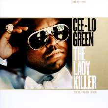 CeeLo Green: The Lady Killer, CD
