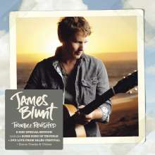 James Blunt: Trouble Revisited (CD + DVD), CD