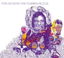 Portugal. The Man: In The Mountain In The Cloud, CD