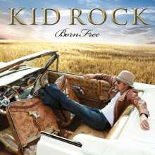 Kid Rock: Born Free, CD