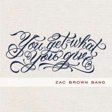Zac Brown: You Get What You Give, CD