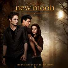 Filmmusik: New Moon - Bis(s) zur Mittagsstunde (German Version CD+DVD), 1 CD und 1 DVD