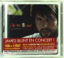 James Blunt: Les Sessions Lost Souls (CD + DVD), CD