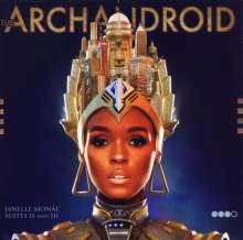 Janelle Monáe: Archandroid, CD