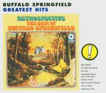 Buffalo Springfield: Retrospective, CD