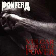 Pantera: Vulgar Display Of Power, CD