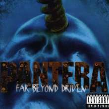 Pantera: Far Beyond Driven, CD